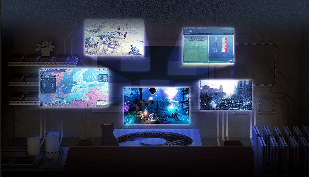 Steam – Coming To Living Rooms in 2014