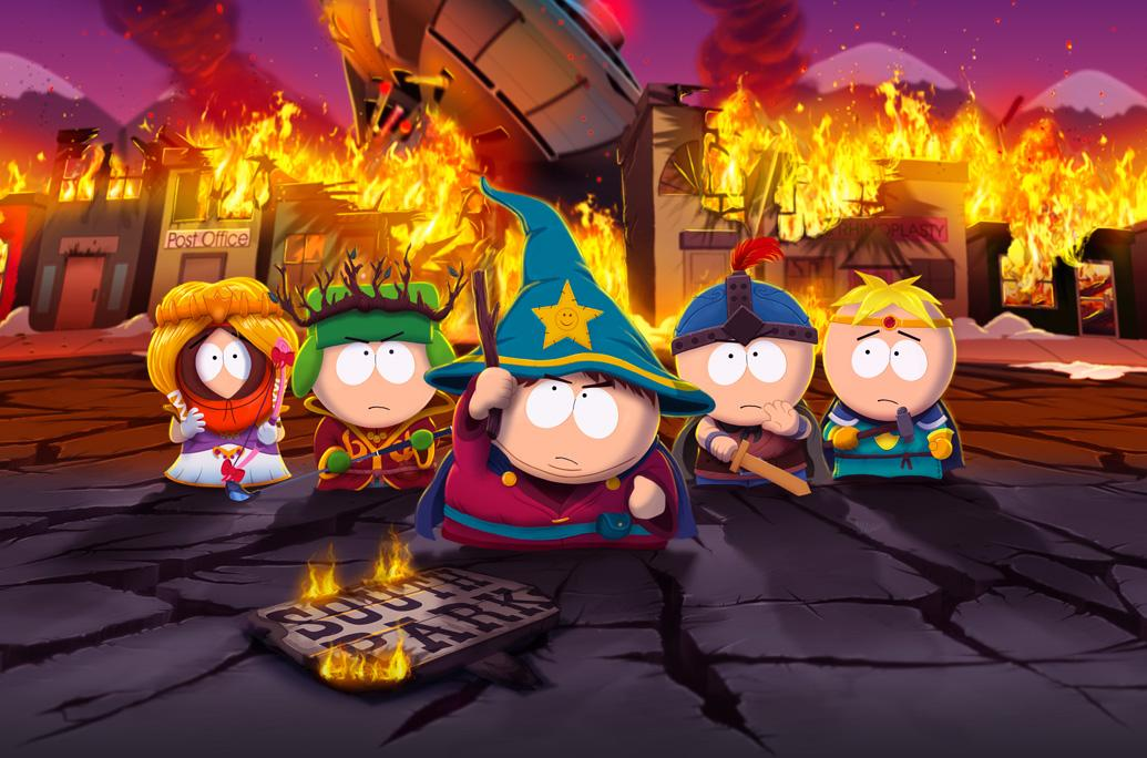 13 Minutes with South Park: The Stick of Truth