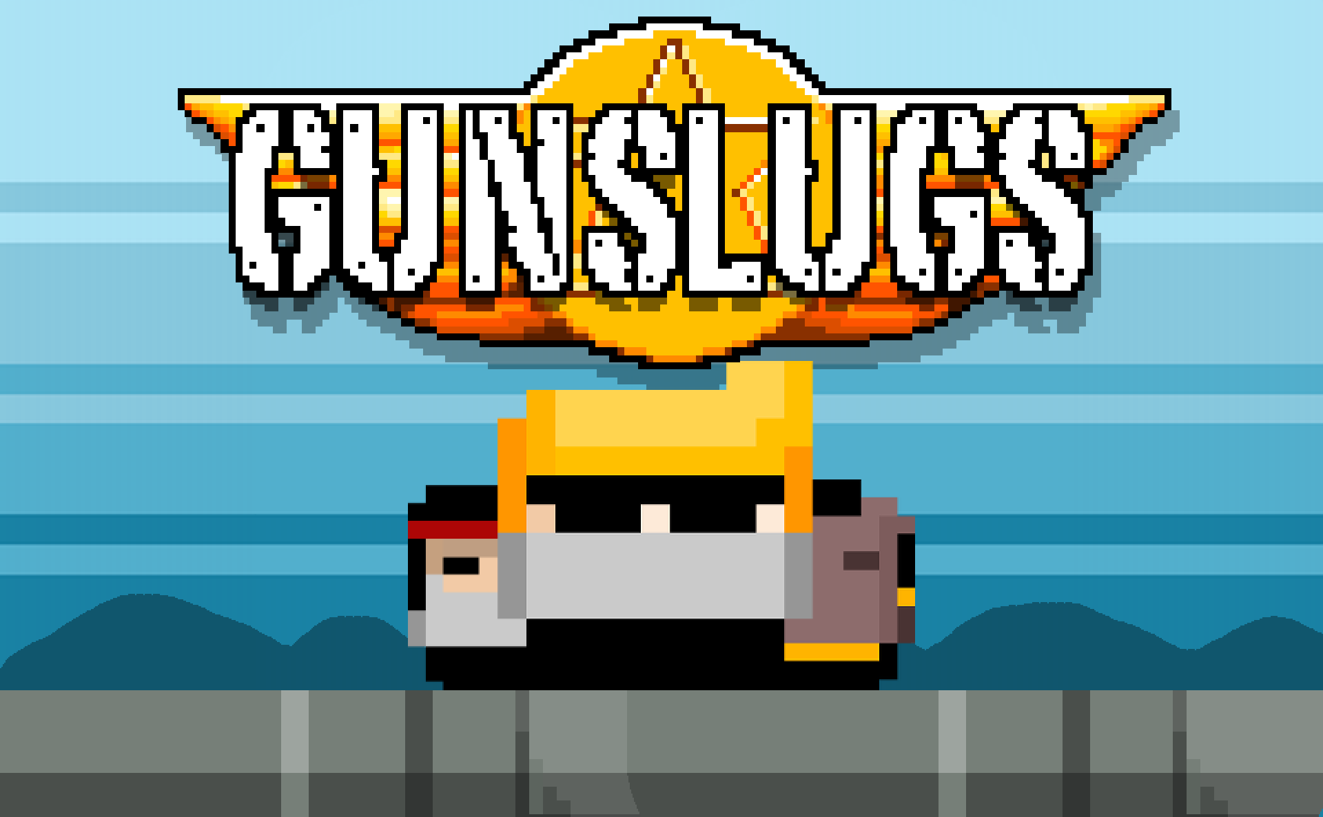 Gunslugs Review