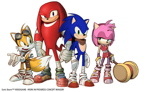 Sega Spinning to Keep Up With Sonic Fans Amid Reboot