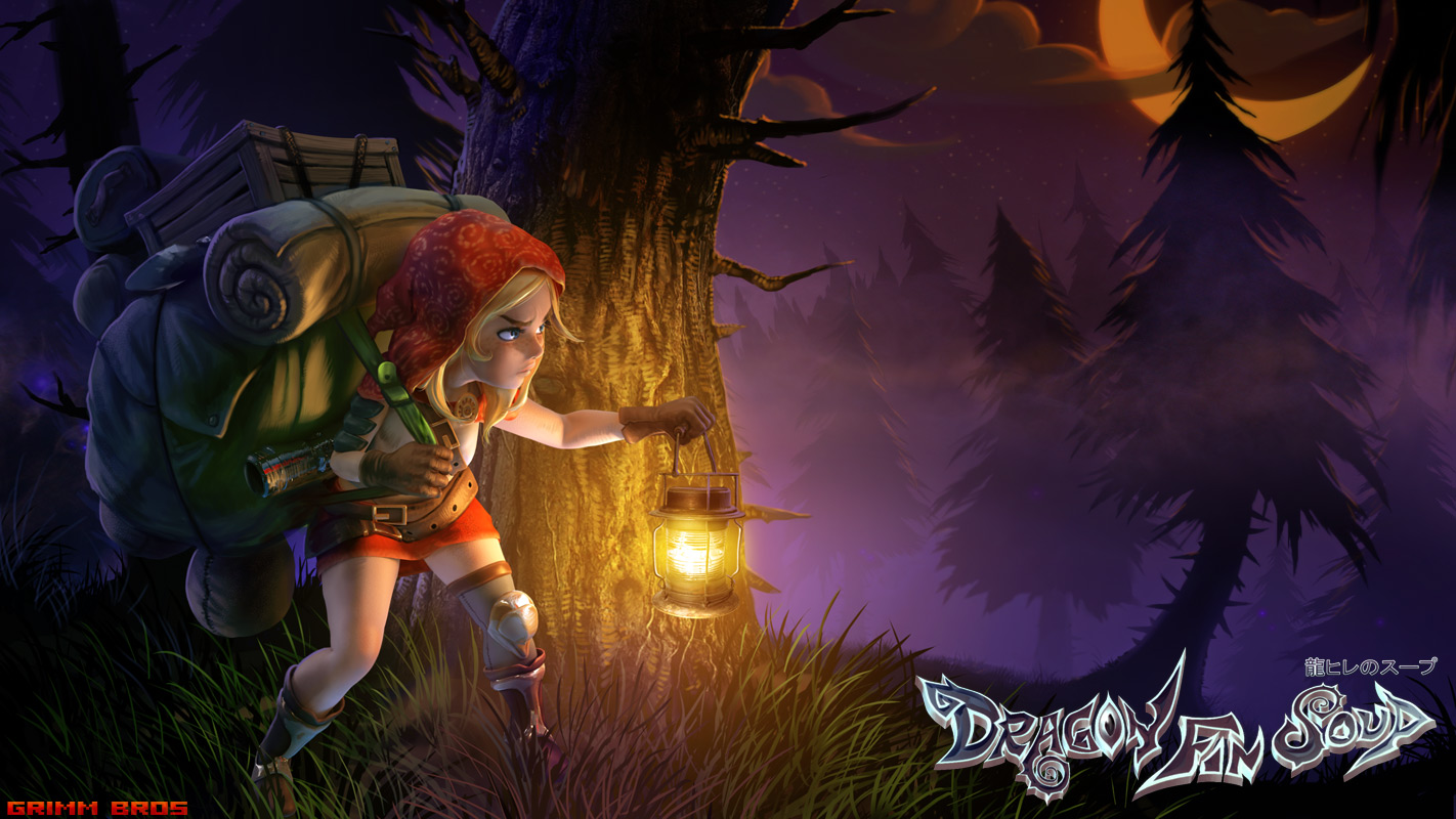 Kickstarter Spotlight: Dragon Fin Soup