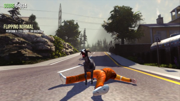 There's A Goat Simulator On Steam And You Need To Know About It