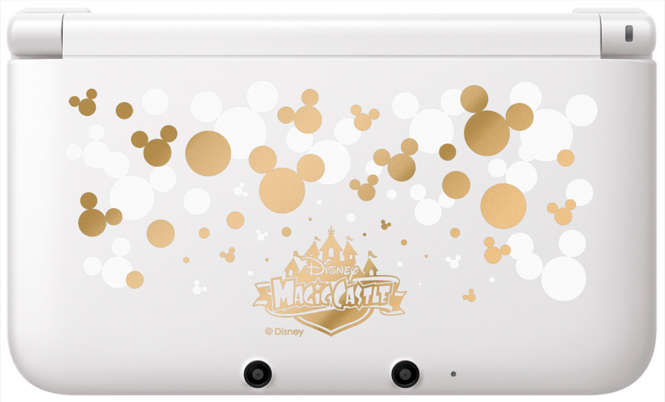 Disney Magical World 3DS XL Coming Stateside [update]