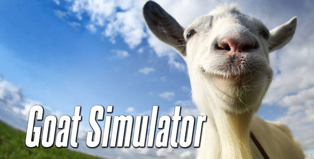 Goat Simulator: The Latest And Greatest In Goat Simulation