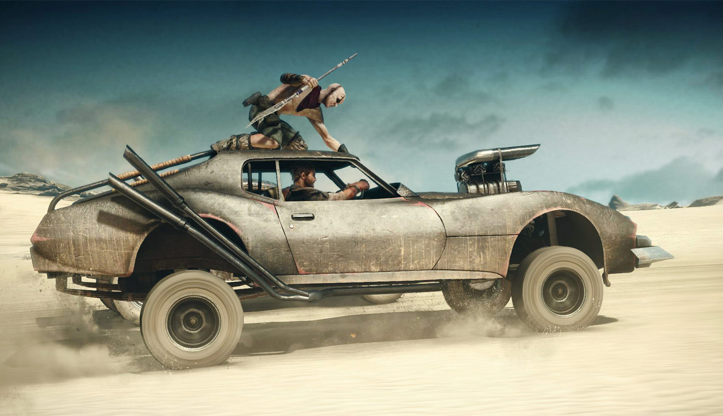 Avalanche Aims To Revive Mad Max – Preview