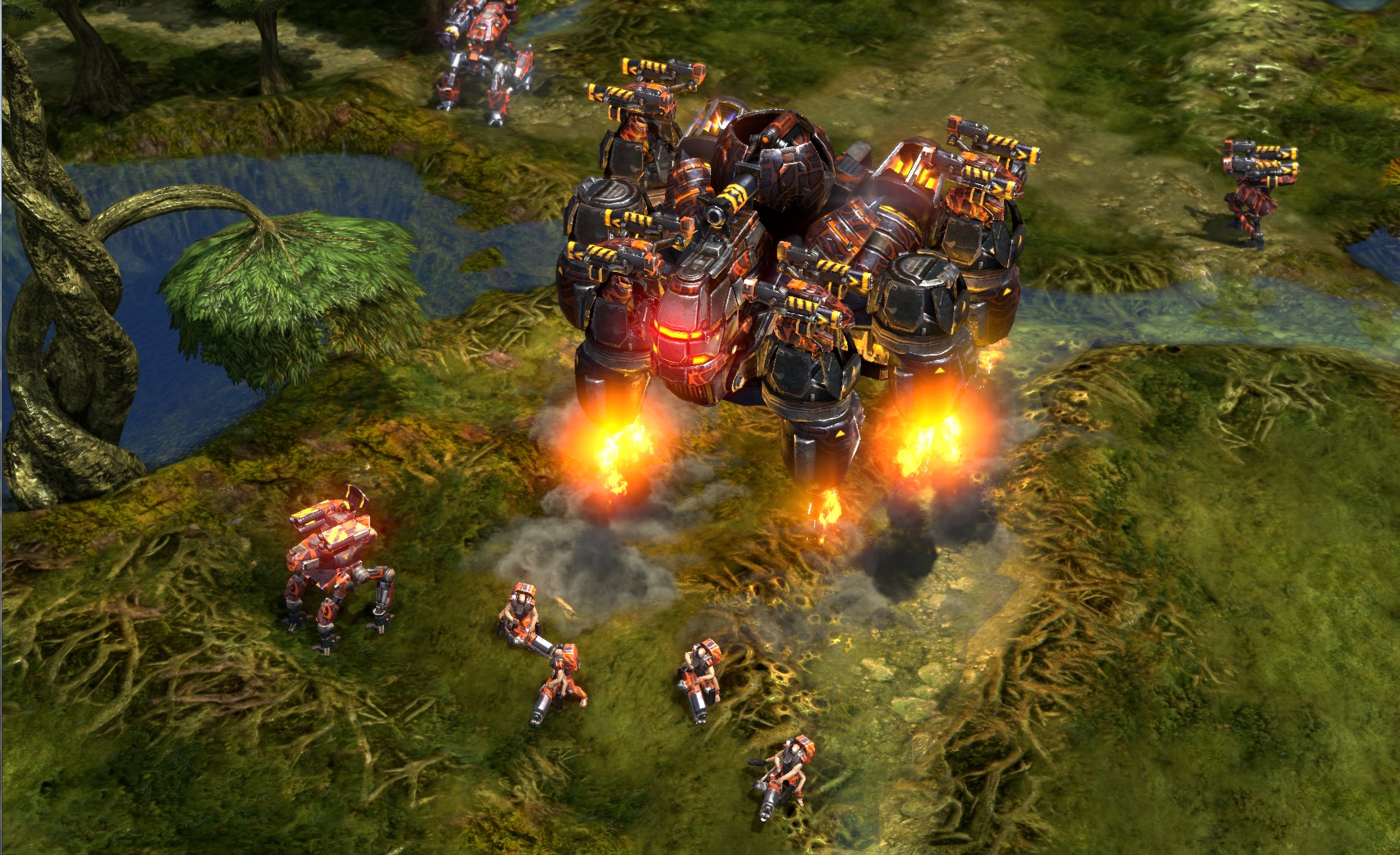 Grey Goo Beta Screenshot 02