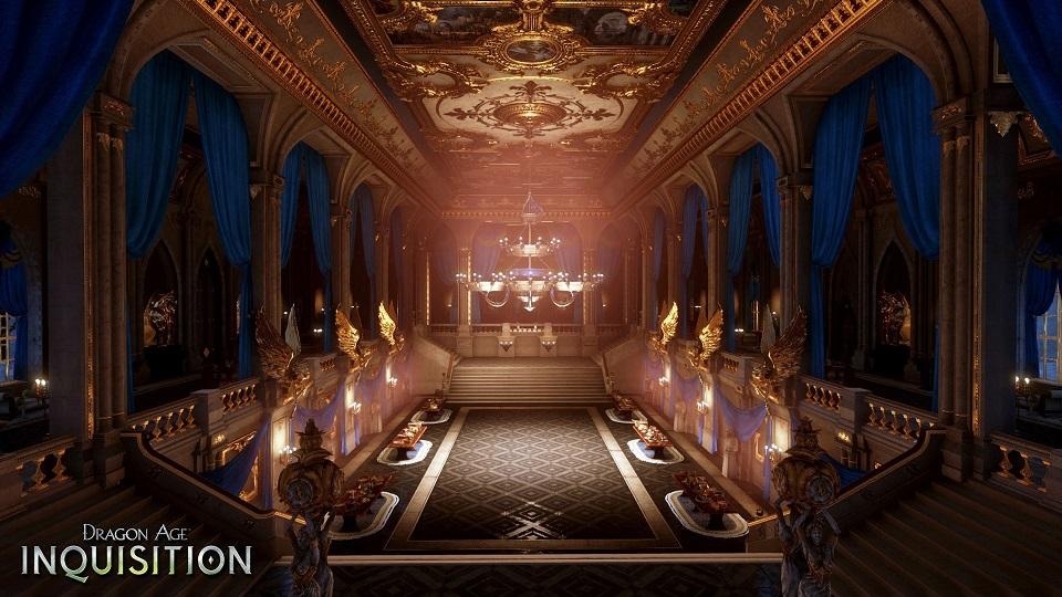 Dragon Age: Inquisition - Halamshiral
