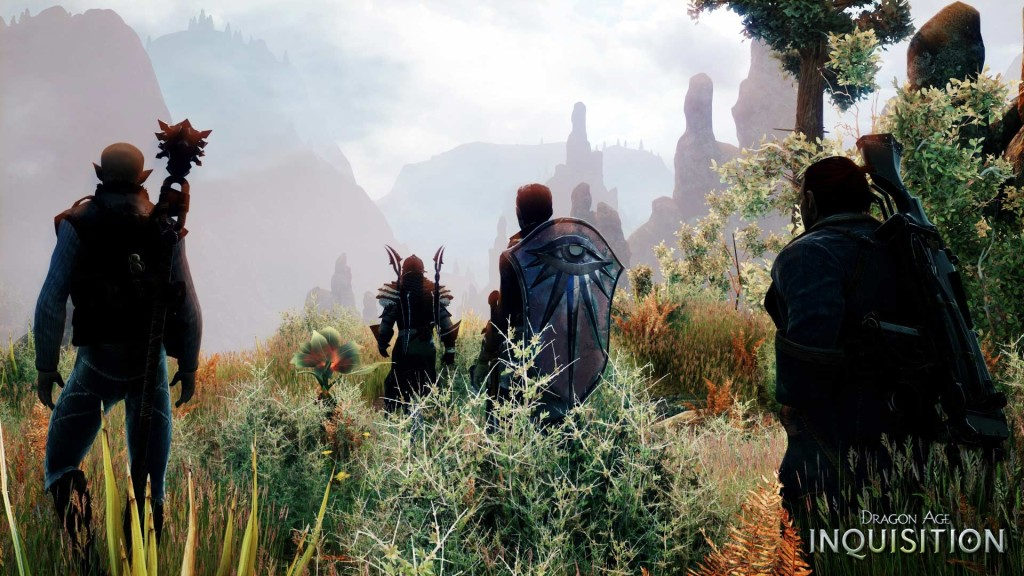 Dragon Age: Inquisition - The Inquisitor's Party