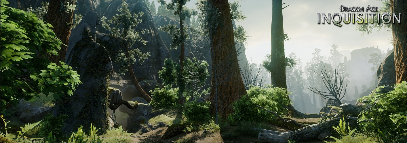 Dragon Age: Inquisition's Emerald Graves