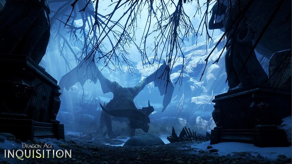 Dragon Age: Inquisition - Emprise du Lion Hot Springs