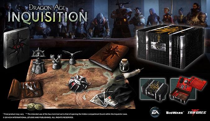 Dragon Age: Inquisition - Inquisitor's Edition