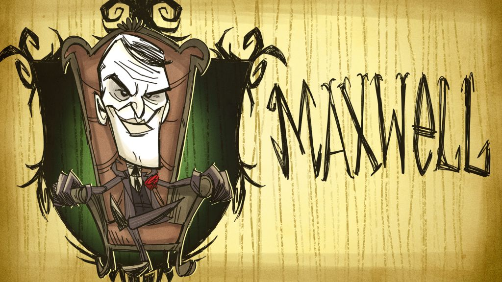 Don't Starve Reign Of Giants Maxwell