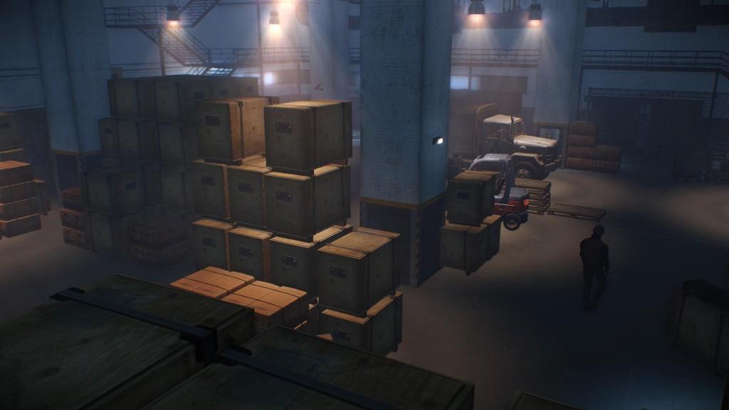 PayDay 2 Shadow Raid Warehouse