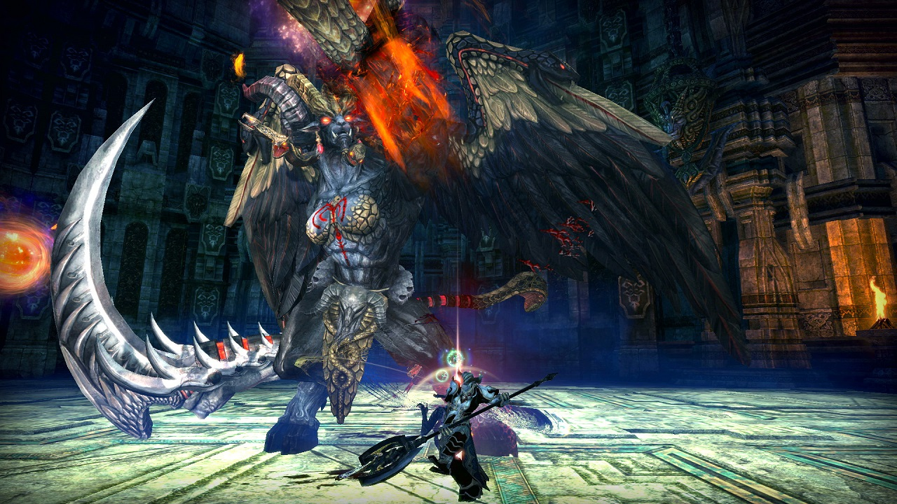 Tera Rising: A Free MMO That Offers Massive Entertainment