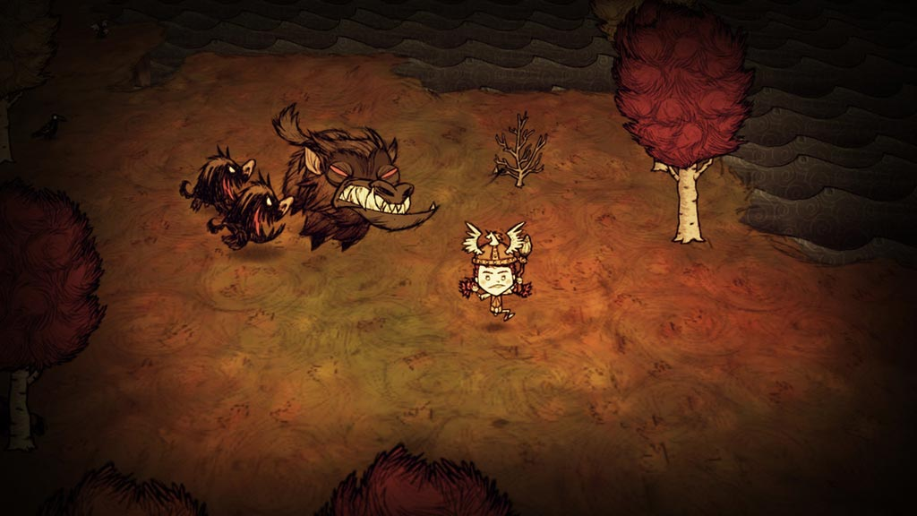 Don't Starve Reign Of Giants Wigfrid