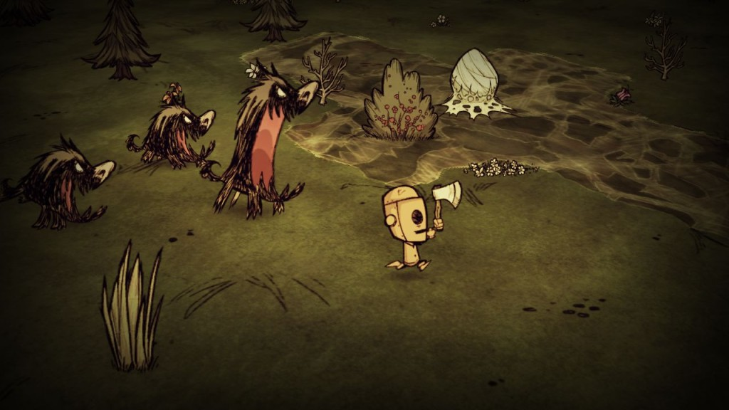 Dont Starve Reign Of Giants Hounds