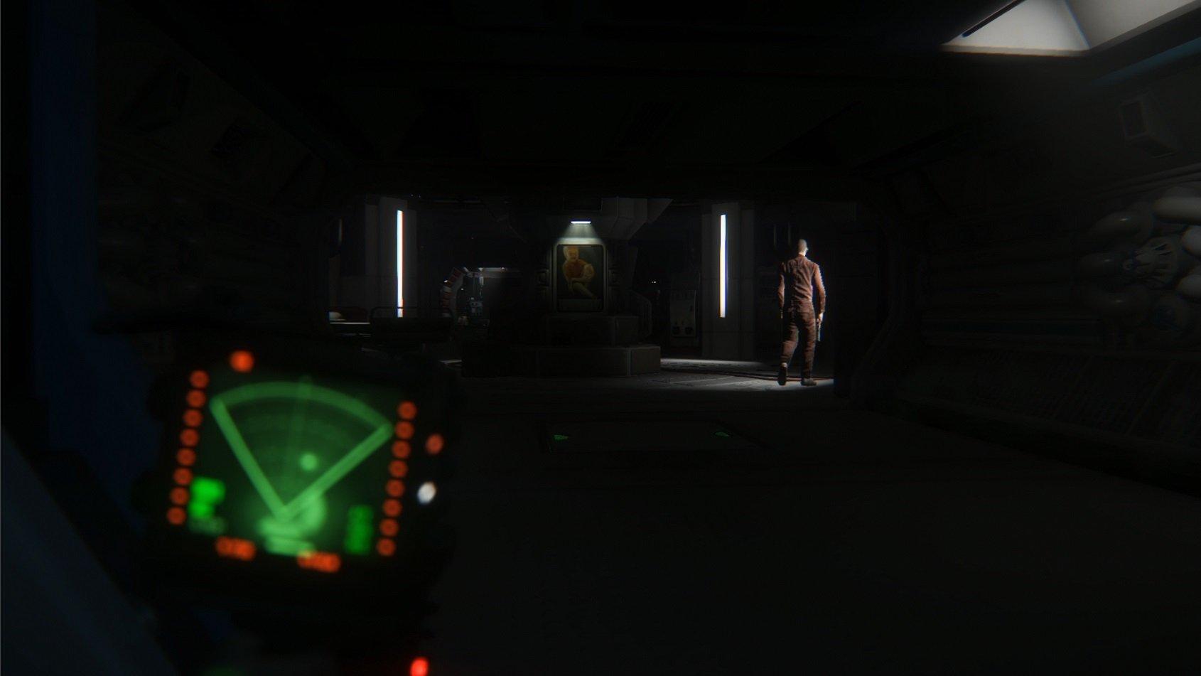 Alien Isolation Human