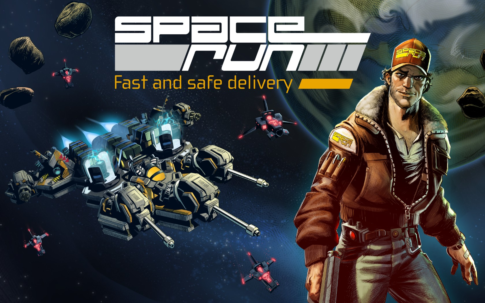 Reasonable Review: Space Run
