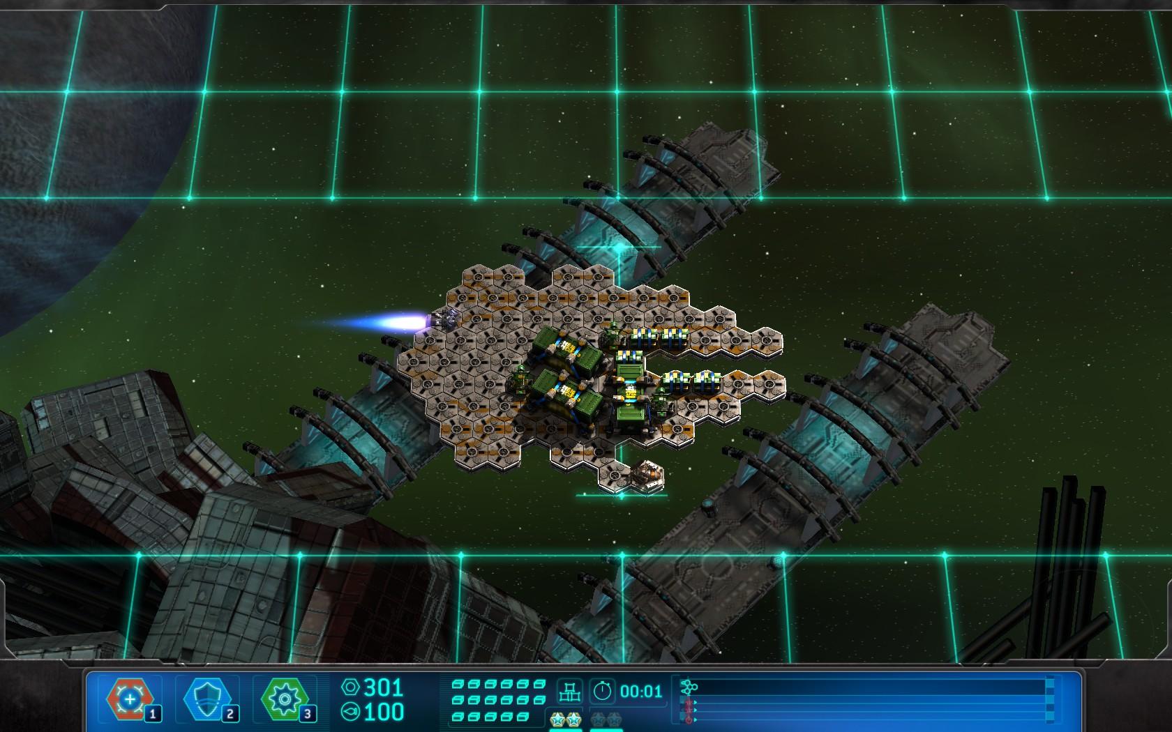 Space Run Millennium Falcom