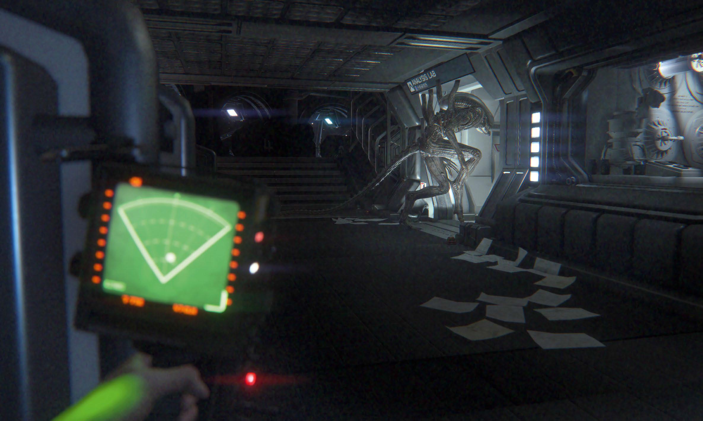 Alien Isolation Atmosphere