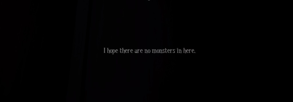 Among the Sleep: I Hope There Are No Monsters