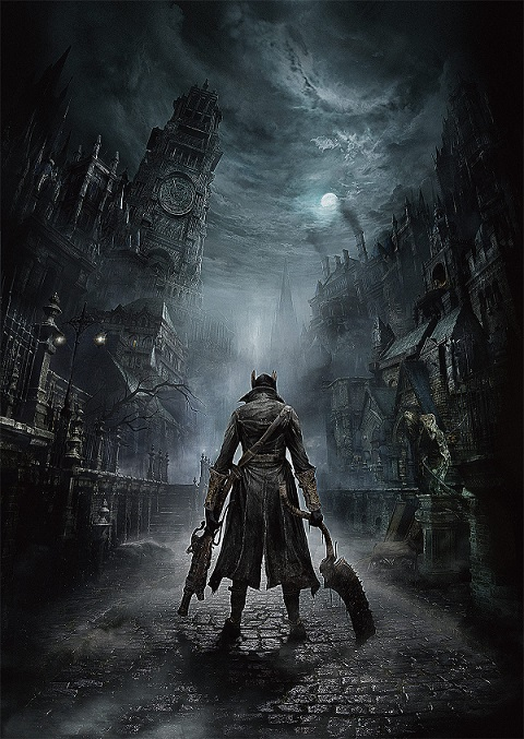 Bloodborne's Featured Promo Image
