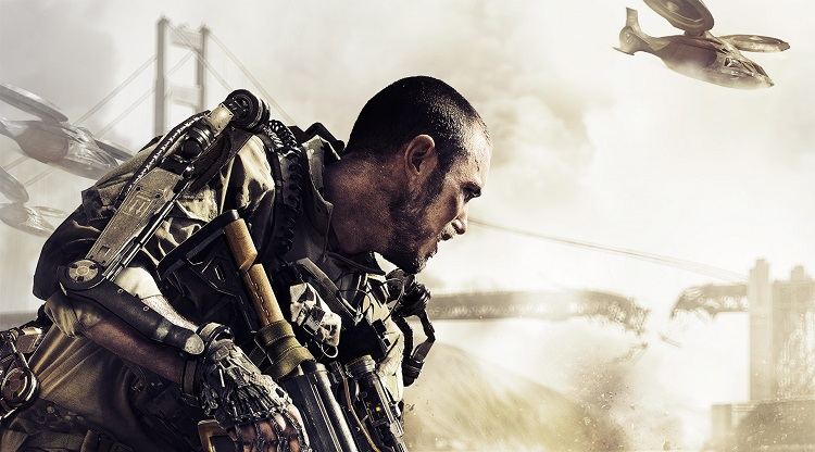 Take the fight to the future with Call of Duty: Advanced Warfare