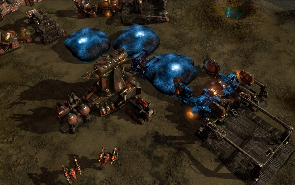Grey Goo Mother Blobs