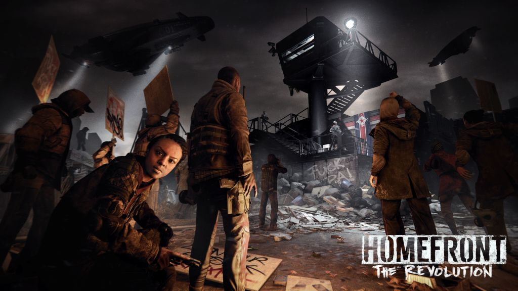 HOMEFRONT THE REVOLUTION The Resistance