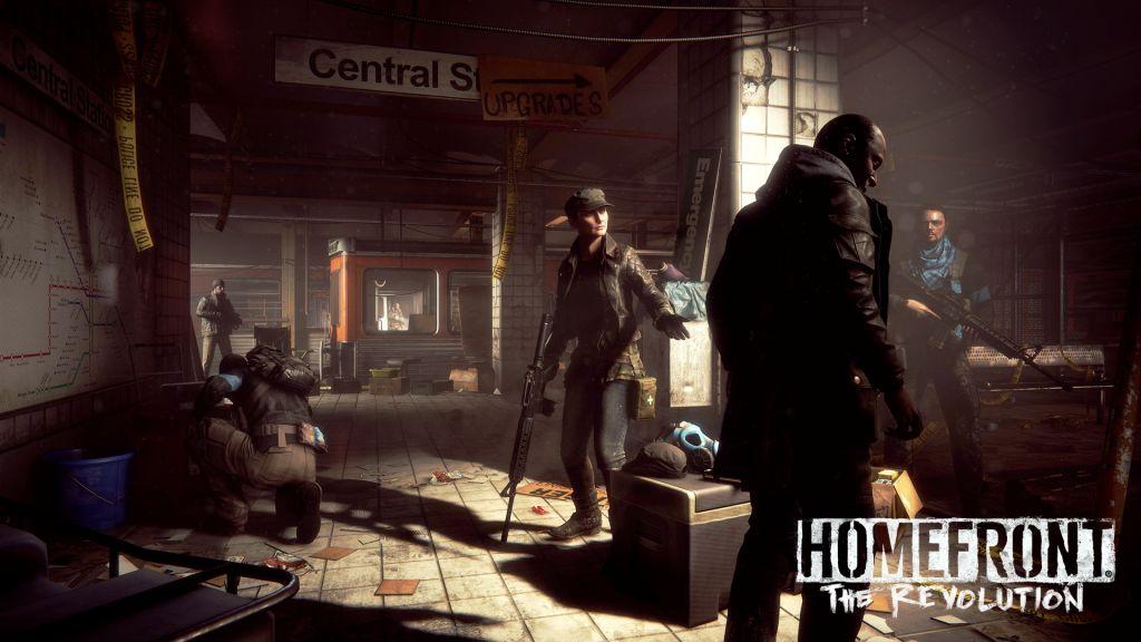 Homefront: The Revolution Tactics