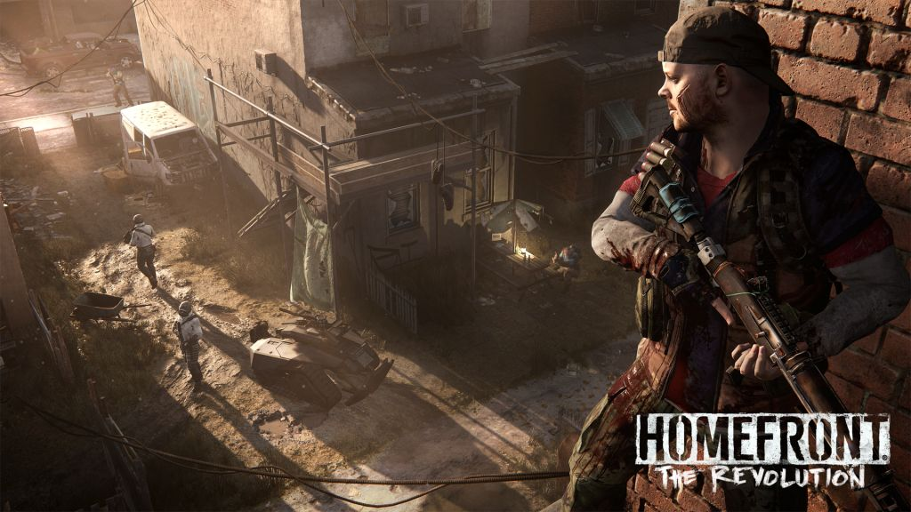 Homefront The Revolution The Occupation
