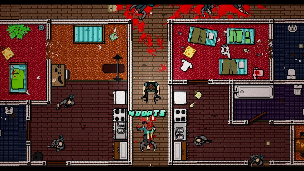 Hotline Miami 2: Wrong Number Mark