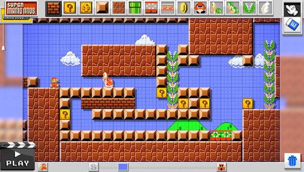 E3 2014: Mario Maker Hands-On Preview