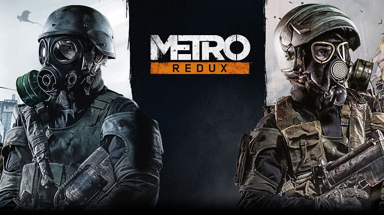 Metro Redux offers a remastered visit to post-apocalyptic Moscow