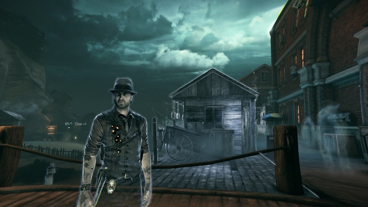 Old Objects Ghost Murdered Soul Suspect