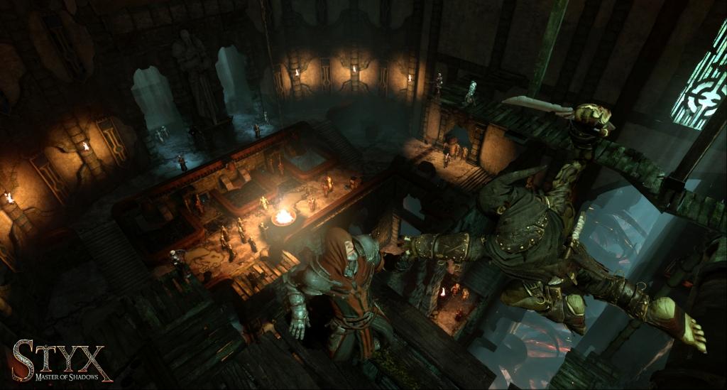 Styx: Master of Shadows Assassination