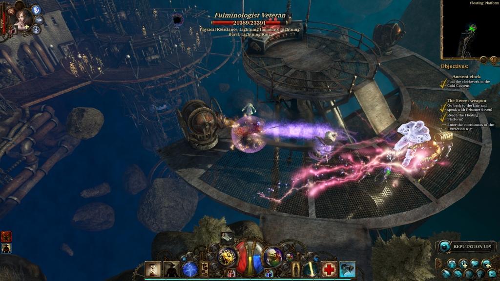 The Incredible Adventures of Van Helsing II Thaumatruge