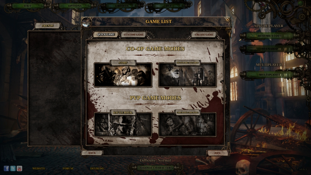 The Incredible Adventures of Van Helsing II Co-op