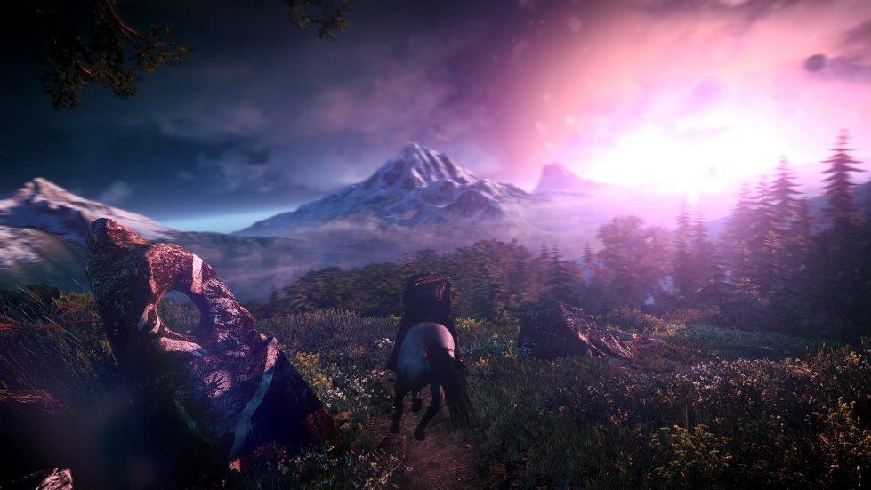Witcher-Mountain