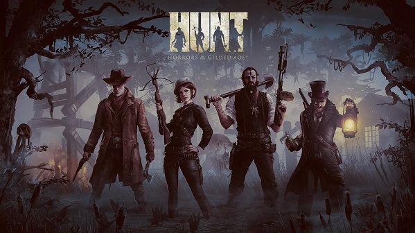 Crytek Announces HUNT: Horrors Of The Gilded Age