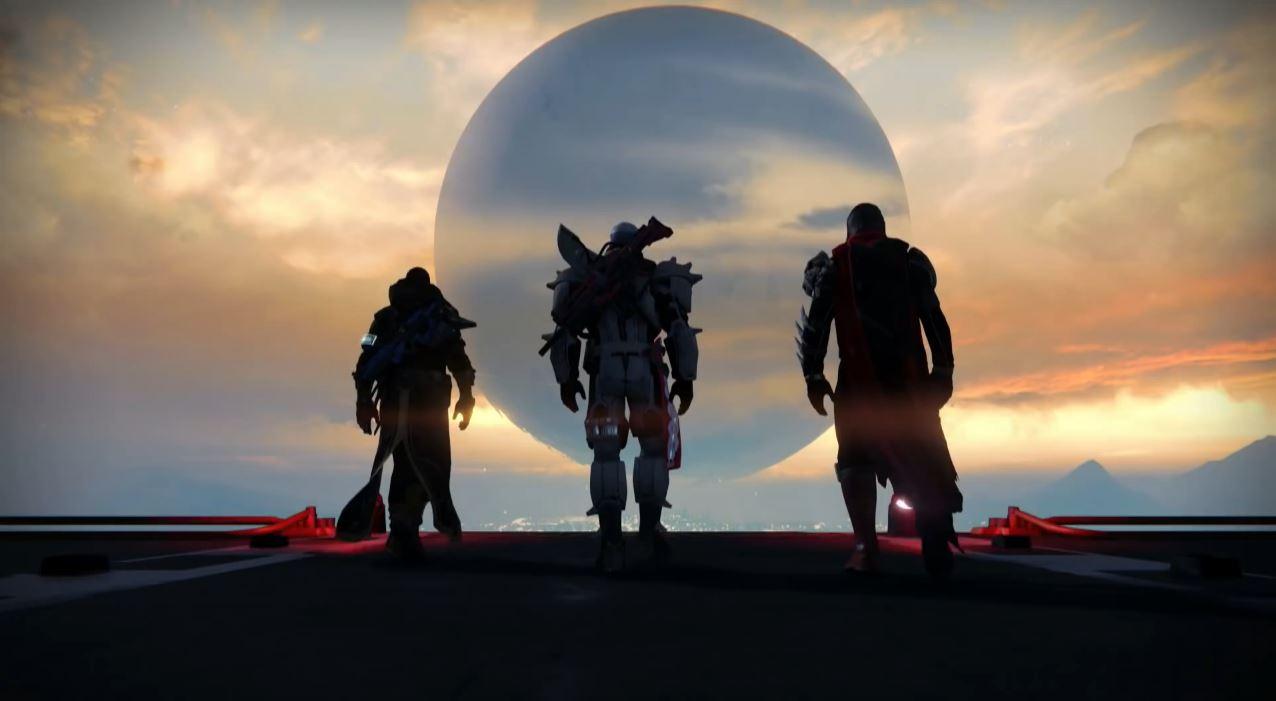 Destiny players take on alpha