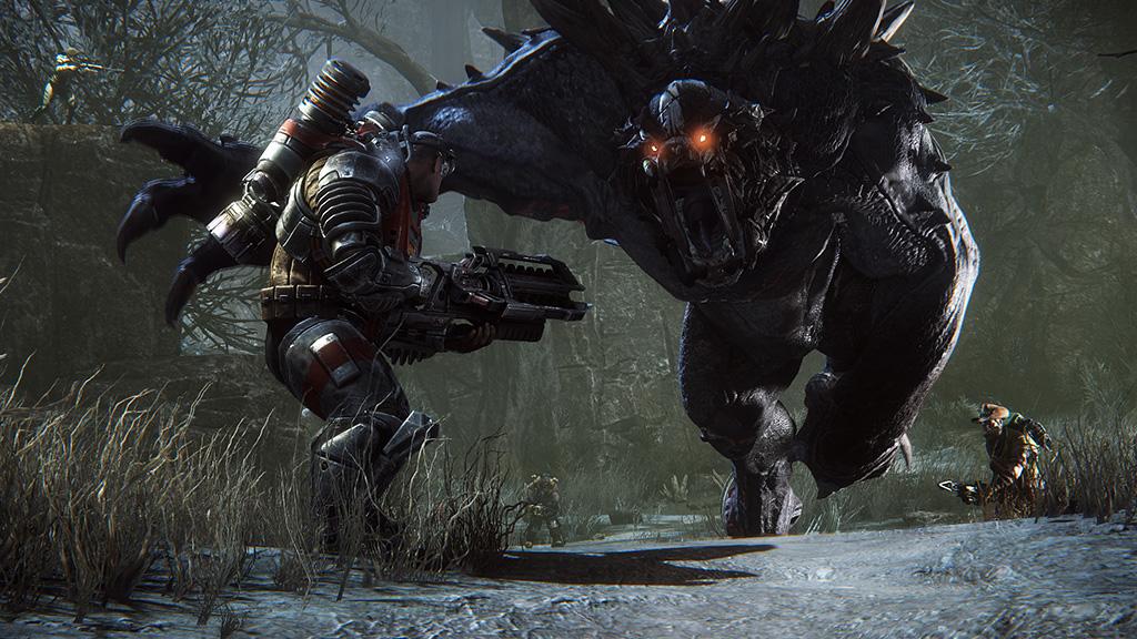 E3 2014 (Hands On)- Evolve