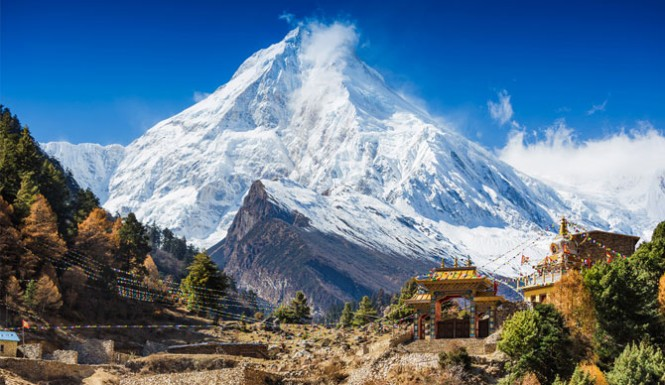 Far Cry 4 setting Kryat Himalayas