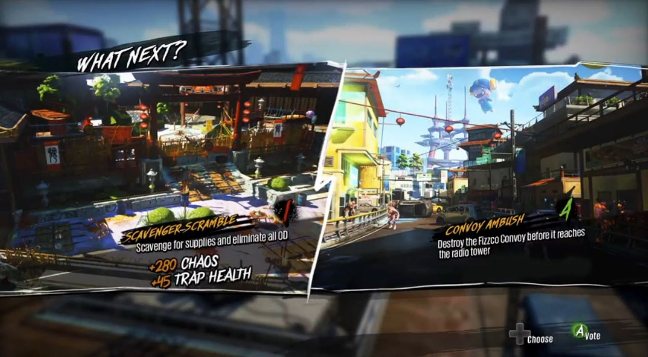 Sunset Overdrive Chaos Squad