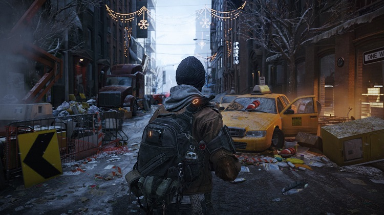 The Division Snowdrop Engine HD