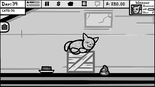 Mew-Genics Brick Cat