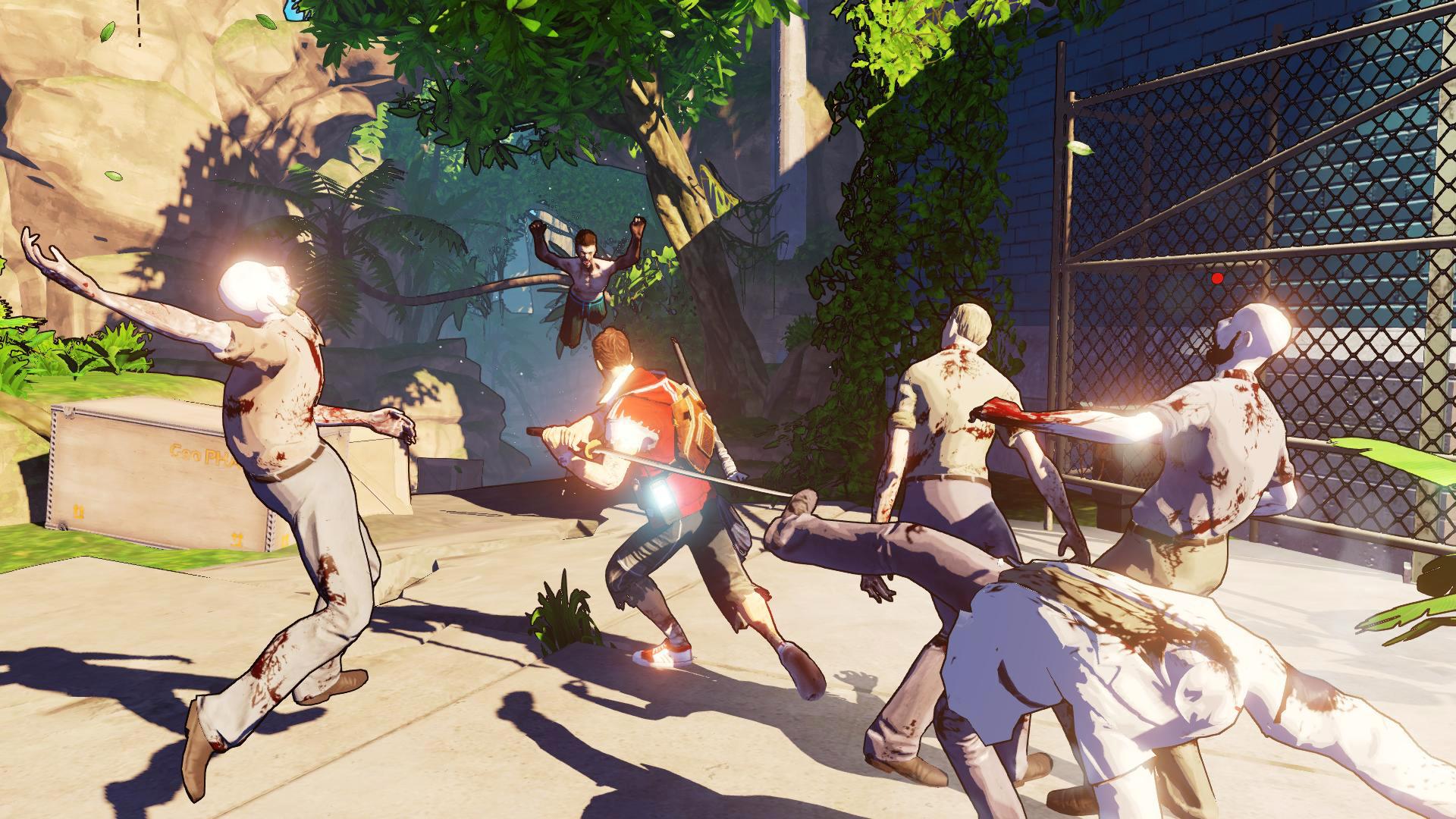 Escape Dead Island Combat