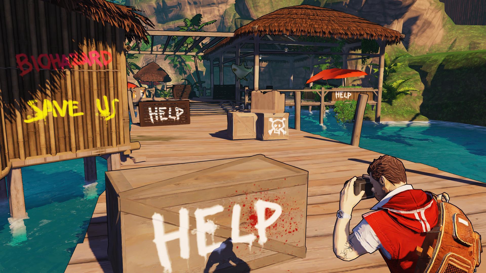 Escape Dead Island Narrative