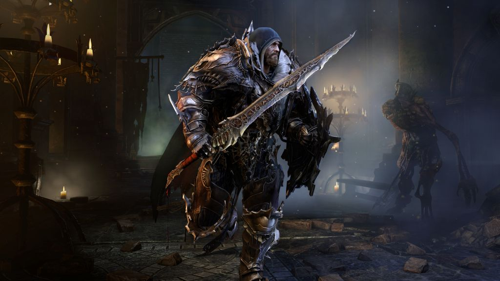 Lords of the Fallen Equipment