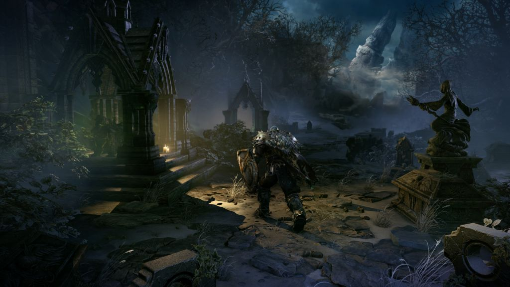 Lords of the Fallen Environments
